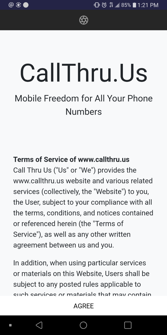 Calltrhru Android Terms.png