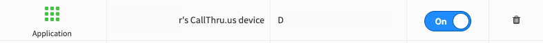 callthru.us device listed under devices.png