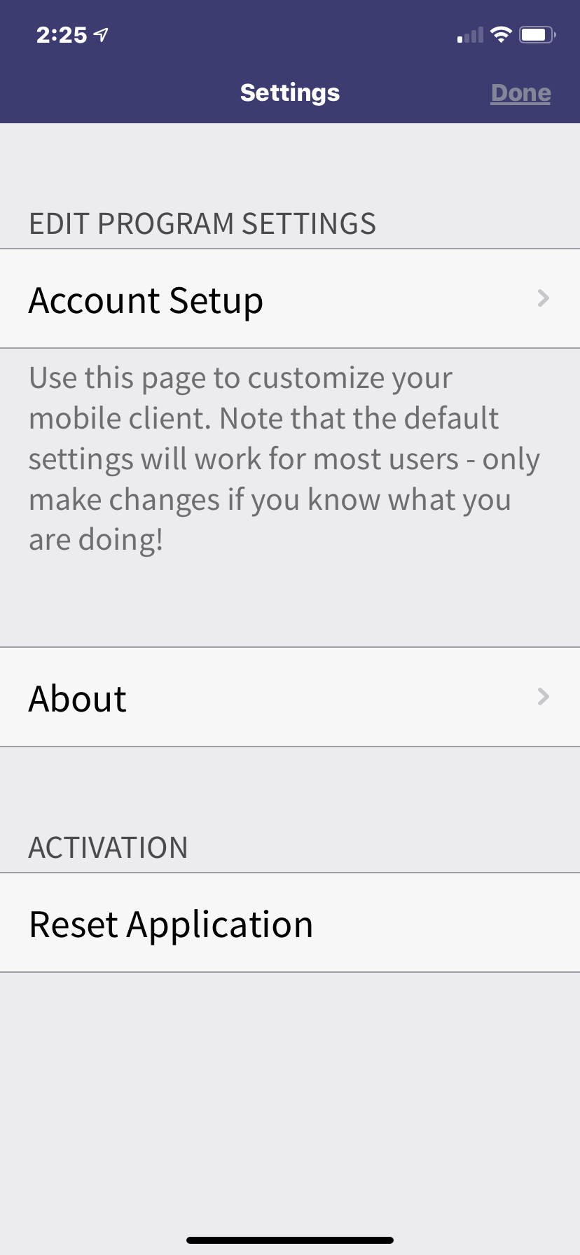 CallThru.us iOs Program Settings.PNG